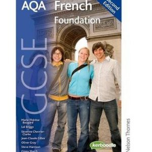 [(AQA GCSE French Higher Student Book)] [Author: Oliver Gray] published on (November, 2014)
