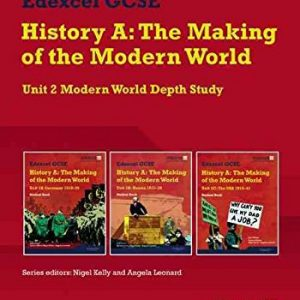 [Edexcel GCSE Modern World History ActiveTeach: Unit 2] (By: Edexcel Limited) [published: October, 2009]