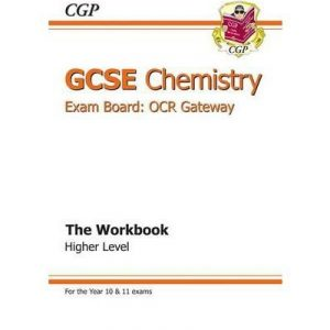 [ GCSE CHEMISTRY OCR GATEWAY WORKBOOK ] By Parsons, Richard ( AUTHOR ) Jun-2011[ Paperback ]