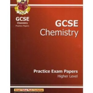 [ GCSE CHEMISTRY PRACTICE PAPERS - HIGHER ] by Parsons, Richard ( Author ) [ Sep- 24-2007 ] [ Paperback ]