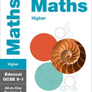 Grade 9-1 GCSE Maths Higher Edexcel All-inOne Complete Revision and Practice (with free flashcard download) (Collins GCSE 9-1 Revision)