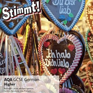 Stimmt! AQA GCSE German Higher Student Book