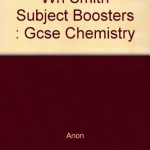 Wh Smith Subject Boosters : Gcse Chemistry