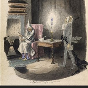 A Christmas Carol: Large Print and Dyslexia-Friendly: Classic Victorian Ghost Story: KS3 and GCSE Study