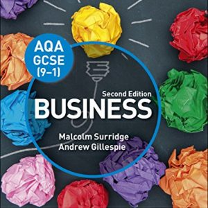 AQA GCSE (9-1) Business, Second Edition (Aqa Gcse 9-1)