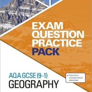 AQA GCSE (9-1) Geography Exam Question Practice Pack
