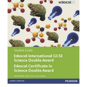(Edexcel IGCSE Chemistry Revision Guide with Student CD) By Cliff Curtis (Author) Paperback on (Feb , 2011)
