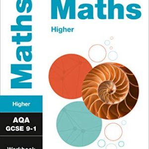 AQA GCSE 9-1 Maths Higher Workbook (Collins GCSE 9-1 Revision)