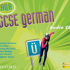 AQA GCSE German Audio CDs