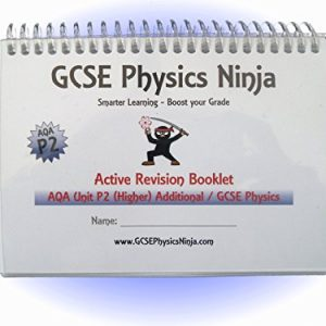 AQA Additional Science / GCSE Physics Unit P2 - Revision Flashcards Workbook - FREE Video Tutorials