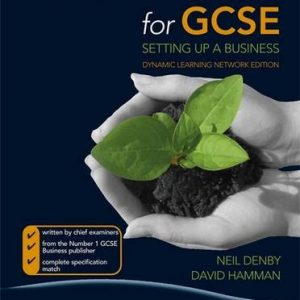 AQA Business for GCSE: Setting Up a Business Dynamic Learning CD-ROM