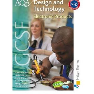 [( AQA GCSE Design and Technology: Electronic Products )] [by: Richard Johnson] [Jun-2009]