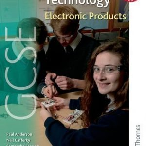 AQA GCSE Design and Technology: Electronic Products by Johnson. Richard ( 2009 ) Paperback