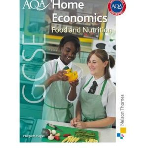 AQA GCSE Home Economics Food and Nutrition Student's Book by Hague, Margaret ( AUTHOR ) May-11-2009 Paperback