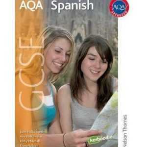 [(AQA GCSE Spanish: Student's Book)] [Author: John Halksworth] published on (November, 2014)