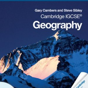 Cambridge IGCSE Geography Coursebook with CD-ROM (Cambridge International Examinations) (Cambridge International IGCSE)