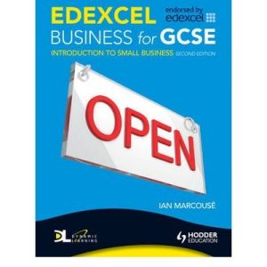 [ EDEXCEL BUSINESS FOR GCSE INTRODUCTION TO SMALL BUSINESS BY MARCOUSE, IAN](AUTHOR)PAPERBACK