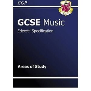 [ GCSE MUSIC EDEXCEL AREAS OF STUDY REVISION GUIDE ] by Parsons, Richard ( Author ) [ Jan- 04-2010 ] [ Paperback ]