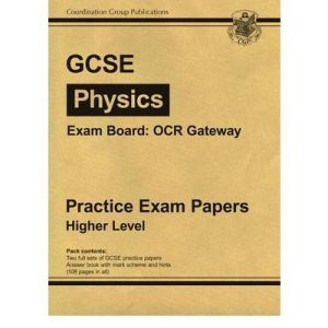[ GCSE PHYSICS OCR GATEWAY PRACTICE PAPERS - HIGHER ] by Parsons, Richard ( Author ) [ Sep- 30-2011 ] [ Paperback ]