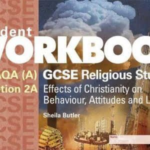 AQA (A) GCSE Religious Studies: Option 2A single copy Inspection: Effects of Christianity on Behaviour, Attitudes and Lifestyles