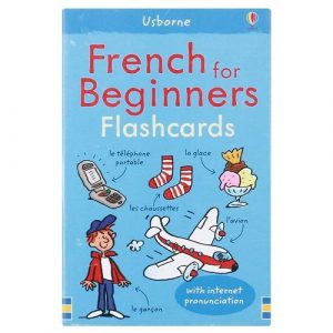 French for Beginners Flashcards (Usborne Language for Beginners Flashcards): 1