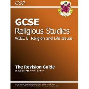[ GCSE RELIGIOUS STUDIES WJEC B RELIGION AND LIFE ISSUES REVIS ] by Parsons, Richard ( Author ) [ Sep- 01-2009 ] [ Paperback ]