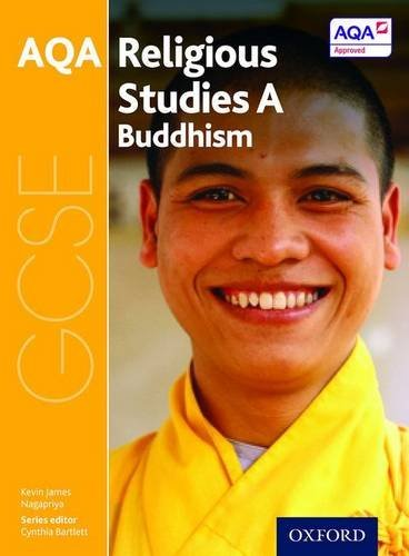 GCSE Religious Studies for AQA A: Buddhism by Kevin James (2016-11-24)