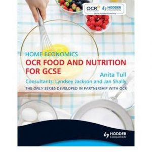 [ OCR HOME ECONOMICS FOR GCSE FOOD AND NUTRITION BY TULL, ANITA](AUTHOR) PAPERBACK