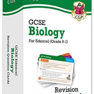 9-1 GCSE Biology Edexcel Revision Question Cards (CGP GCSE Biology 9-1 Revision)