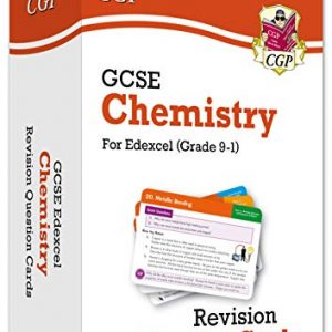 9-1 GCSE Chemistry Edexcel Revision Question Cards (CGP GCSE Chemistry 9-1 Revision)