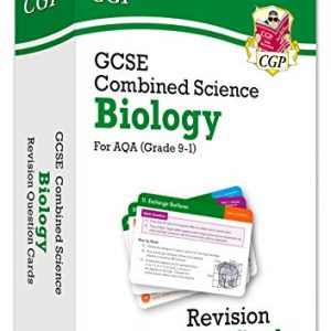 9-1 GCSE Combined Science: Biology AQA Revision Question Cards (CGP GCSE Combined Science 9-1 Revision)
