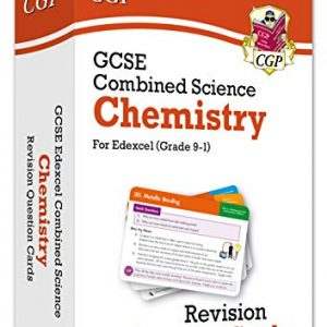 9-1 GCSE Combined Science: Chemistry Edexcel Revision Question Cards (CGP GCSE Combined Science 9-1 Revision)