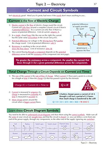 9-1 GCSE Combined Science: Physics AQA Higher Complete Revision & Practice with Online Edition (CGP GCSE Combined Science 9-1 Revision)