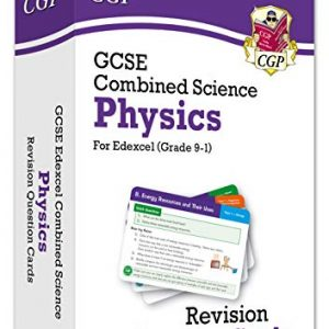 9-1 GCSE Combined Science: Physics Edexcel Revision Question Cards (CGP GCSE Combined Science 9-1 Revision)