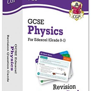 9-1 GCSE Physics Edexcel Revision Question Cards (CGP GCSE Physics 9-1 Revision)