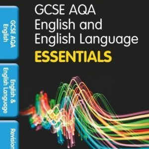 AQA English and English Language: Revision Guide (Lonsdale GCSE Essentials) by Burns, Paul (2012) Paperback