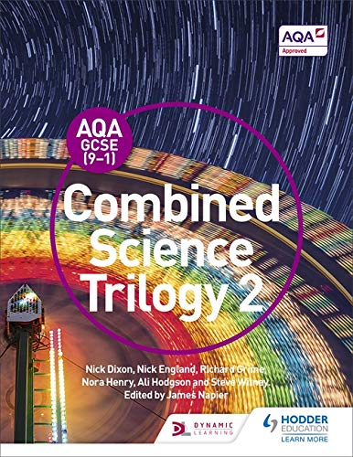 AQA GCSE (9-1) Combined Science Trilogy Student Book 2