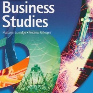 AQA GCSE Business Studies: Textbook by Surridge, Malcolm, Gillespie, Andrew (2009) Paperback