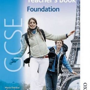 AQA GCSE French Foundation Teacher's Book by Oliver Gray (2009-09-18)