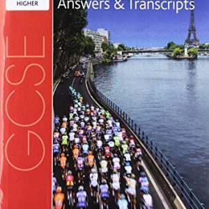 AQA GCSE French Higher Answers & Transcripts