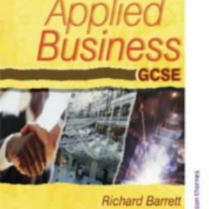 Applied Business GCSE Student Book for Edexcel by Richard Barrett (2002-06-11)