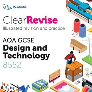 ClearRevise AQA GCSE Design and Technology 8552 2020