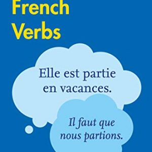 Easy Learning French Verbs: Trusted support for learning (Collins Easy Learning) (Collins Easy Learning French)