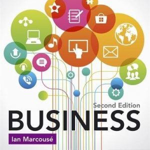 Edexcel GCSE (9-1) Business, Second Edition