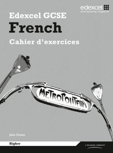 [(Edexcel GCSE French Higher Workbook Pack of 8)] [ By (author) Julie Green ] [July, 2009]