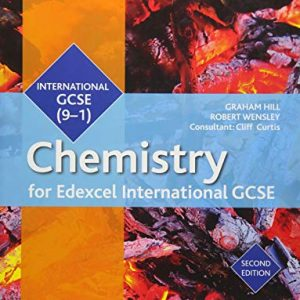 Edexcel International GCSE Chemistry Student Book Second Edition (Edexcel Igcse)