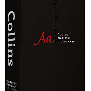 English Dictionary Complete and Unabridged: More than 725,000 words meanings and phrases (Collins Complete and Unabridged) (Collins Complete & Unabridged Dictionaries)