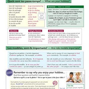 GCSE French Complete Revision & Practice (with CD & Online Edition) - Grade 9-1 Course (CGP GCSE French 9-1 Revision)