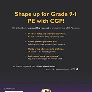 GCSE Physical Education Complete Revision & Practice - for the Grade 9-1 Course (with Online Ed) (CGP GCSE PE 9-1 Revision)