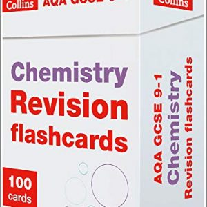 NEW 9-1 GCSE Chemistry AQA Revision Question Cards (Collins GCSE 9-1 Revision Cards) (Collins GCSE Grade 9-1 Revision)